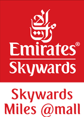 Emirates Skywars Miles @mall